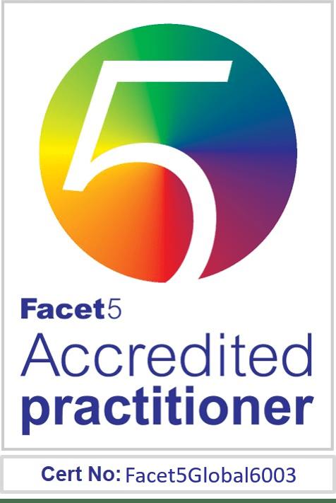 7C ist Facet5 Accreditet practitioner